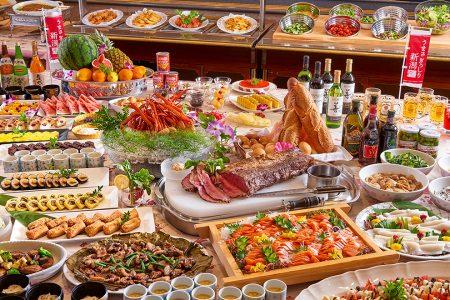 夕食バイキングプラン…通年のイベント