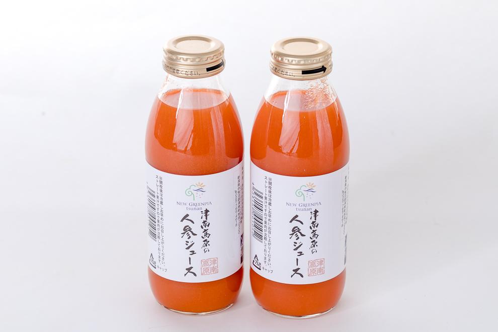 雪下人参ジュース 350ml(12本入)