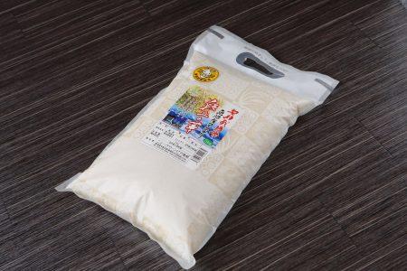 令和元年度産 魚沼産コシヒカリ 認証米「段丘の華」 5kg